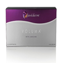 Buy Juvederm Voluma with Lidocaine (2x1ml)